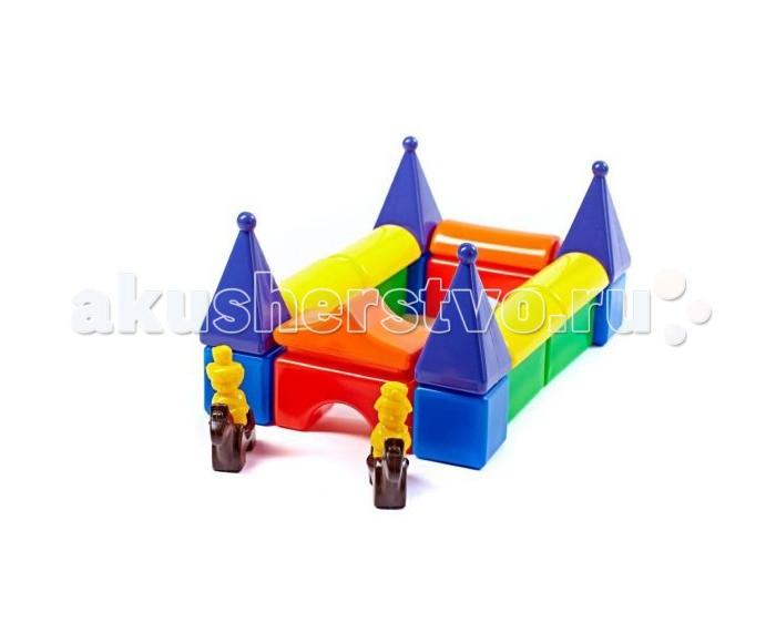 Развивающие игрушки СВСД Строительный набор Постоялый двор-2 24 элемента