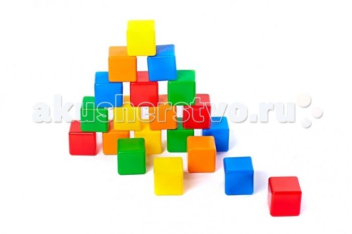 Развивающие игрушки СВСД Набор кубиков-2 20 шт. игрушки для зимы свсд набор для гольфа 3 предмета