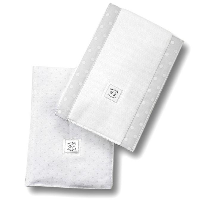 Купить SwaddleDesigns Полотенчики-слюнявчики на плечо 2 шт. в интернет магазине. Цены, фото, описания, характеристики, отзывы, обзоры