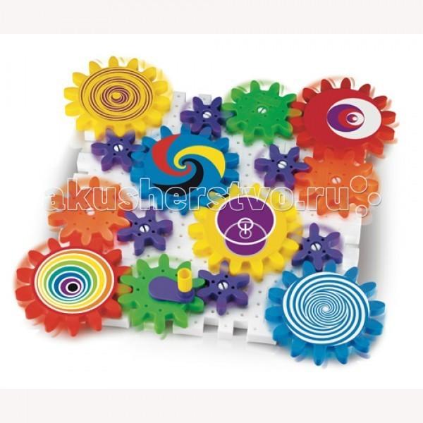 Конструктор Quercetti Калейдоскоп (55 элементов)Калейдоскоп (55 элементов)Конструктор Quercetti Калейдоскоп (55 элементов) в форме геометрических фигур. Развивает творческие способности у детей, внимание и усидчивость.   В наборе:  16 элементов основы  6 больших шестеренок  4 средних шестеренок  6 малых шестеренки  22 белых направляющих  1 рукоятка  6 наклеек<br>