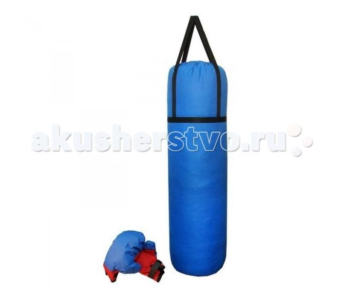 Russia Набор для бокса: большой Груша и 2 перчатки 80 см