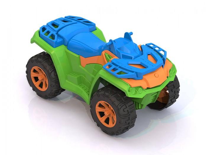 Машины Нордпласт Квадроцикл Тайга машины tolo toys сафари квадроцикл