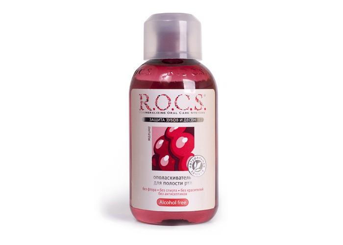 Купить R.O.C.S. Малина Ополаскиватель 400 мл в интернет магазине. Цены, фото, описания, характеристики, отзывы, обзоры