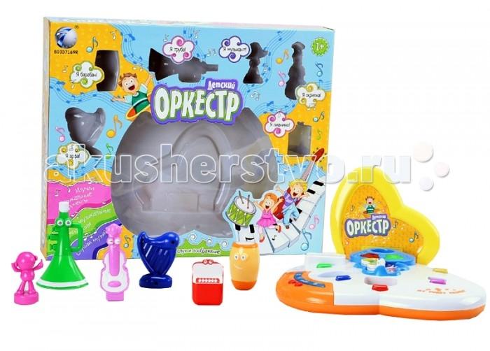 Развивающая игрушка Veld CO Веселый детский оркестр
