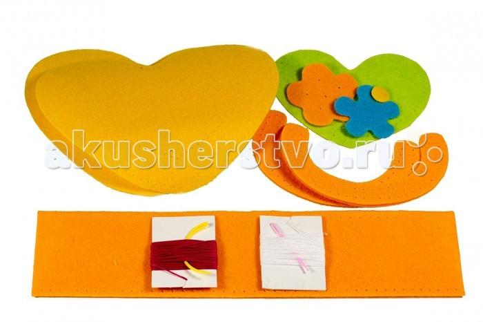 Genio Kids Набор для детского творчества Сердечко 25х12х2 см набор для детского творчества сердечко