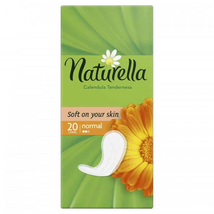 Гигиена для мамы Naturella Женские гигиенические прокладки на каждый день Calendula Tenderness Normal с ароматом календулы Single 20 шт. авент прокладки женские гигиенические для бюстгальтера дневные 30