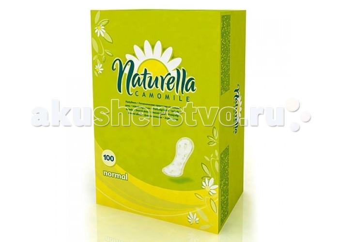 где купить Гигиена для мамы Naturella Женские гигиенические прокладки на каждый день Camomile Normal 100 шт. по лучшей цене