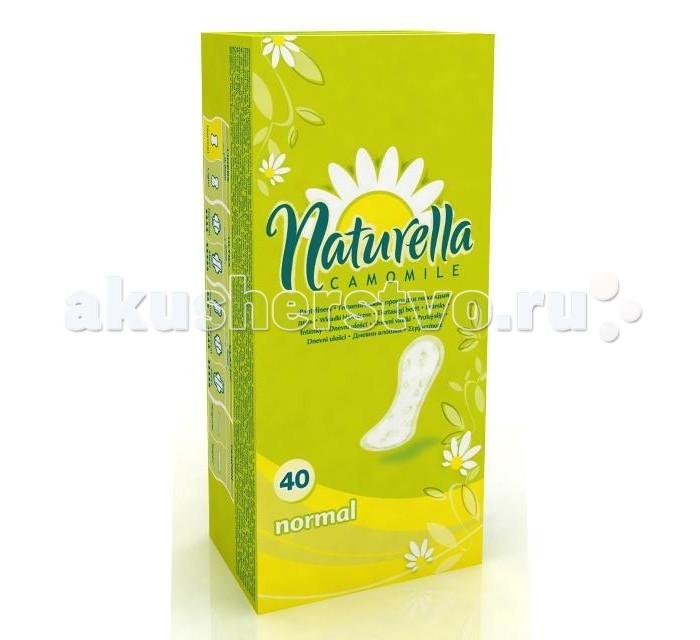 где купить Гигиена для мамы Naturella Женские гигиенические прокладки на каждый день Camomile Normal Duo 40 шт. по лучшей цене