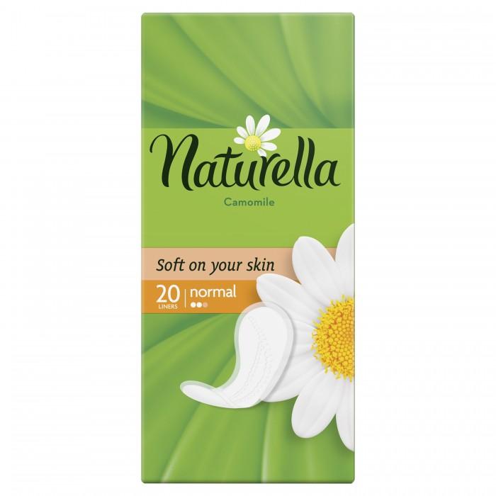 где купить Гигиена для мамы Naturella Женские гигиенические прокладки на каждый день Camomile Normal Single 20 шт. по лучшей цене