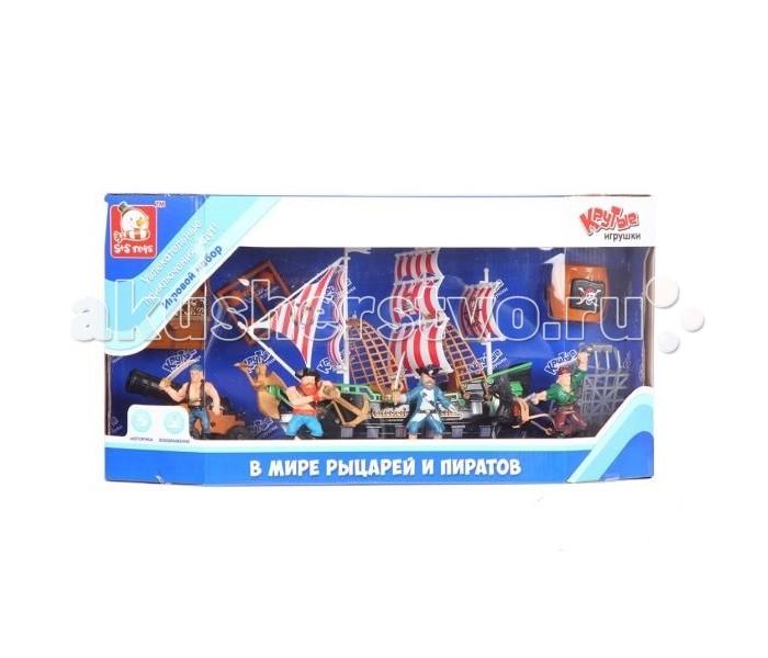 Игровые наборы S+S Toys Игровой набор Пираты ES-0807-C1 s s toys собачка тяпа es 9118d