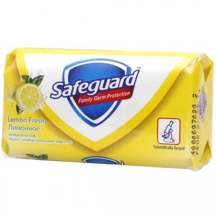 Косметика для мамы Safeguard Мыло туалетное Свежесть лимона 90 г форма профессиональная для изготовления мыла мк восток выдумщики 688758 1