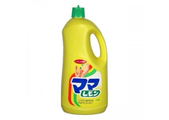 Фото Бытовая химия Lion Средство для мытья посуды Mama Lemon 2150 мл