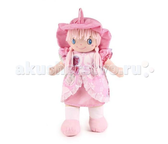 Куклы и одежда для кукол Игруша Кукла мягконабивная 35 см кукла весна 35 см