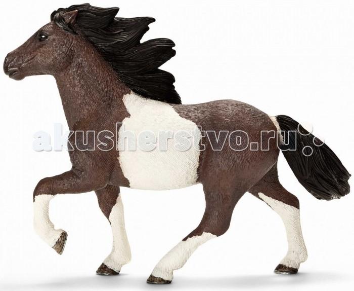 Игровые фигурки Schleich Игровая фигурка Испанский пони жеребец фигурки игрушки schleich исландский пони
