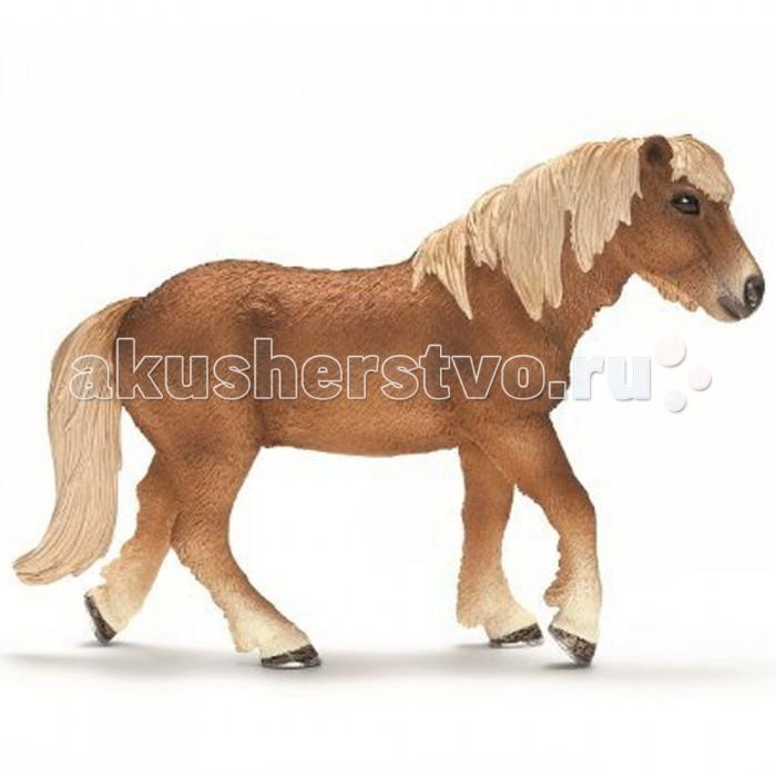 Игровые фигурки Schleich Игровая фигурка Испанский пони кобыла фигурки игрушки schleich исландский пони
