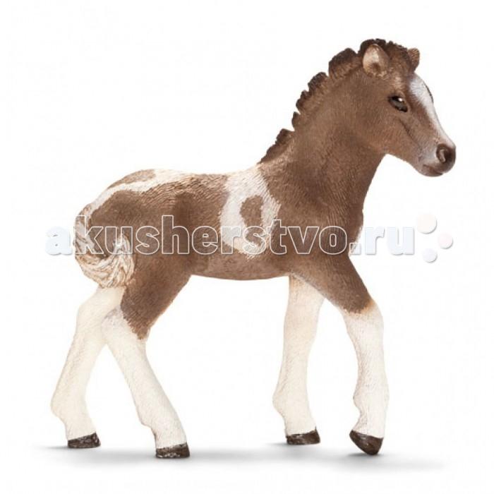 Игровые фигурки Schleich Игровая фигурка Испанский пони жеребенок игрушки животные tour the world schleich