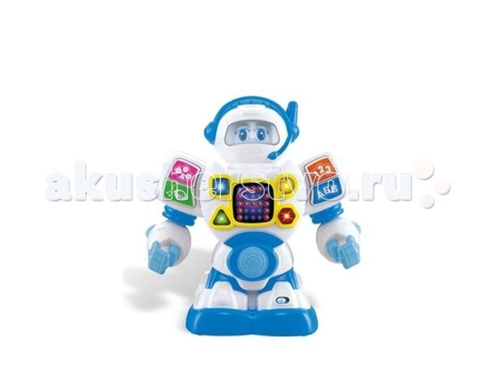 Электронные игрушки Умка Обучающий Робот-Фотон умка обучающий компьютер winx club 176 программ