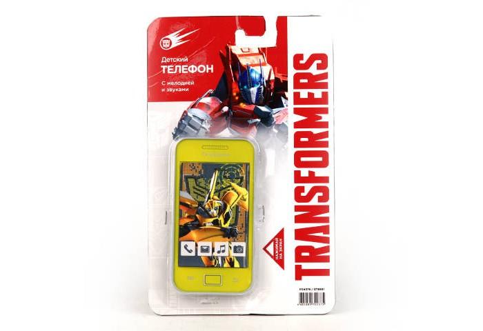 Музыкальные игрушки Transformers Телефон сотовый 1134376-no сотовый