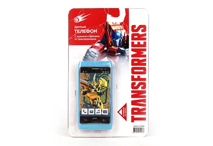 Музыкальные игрушки Transformers Телефон сотовый 1134379-no сотовый