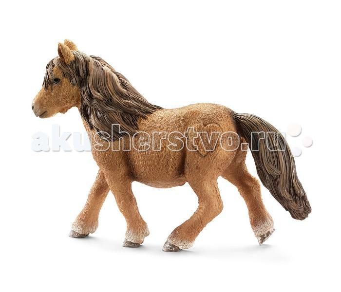 Игровые фигурки Schleich Игровая фигурка Шотландский пони фигурки игрушки schleich исландский пони