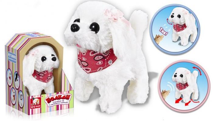 Интерактивные игрушки S+S Toys Собачка Полкан ES-9197C2
