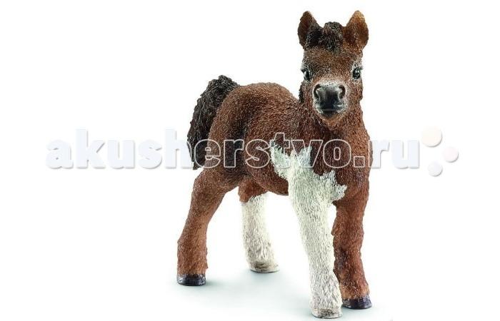 Игровые фигурки Schleich Шетландский Пони жеребенок фигурки игрушки schleich шетландский пони жеребенок