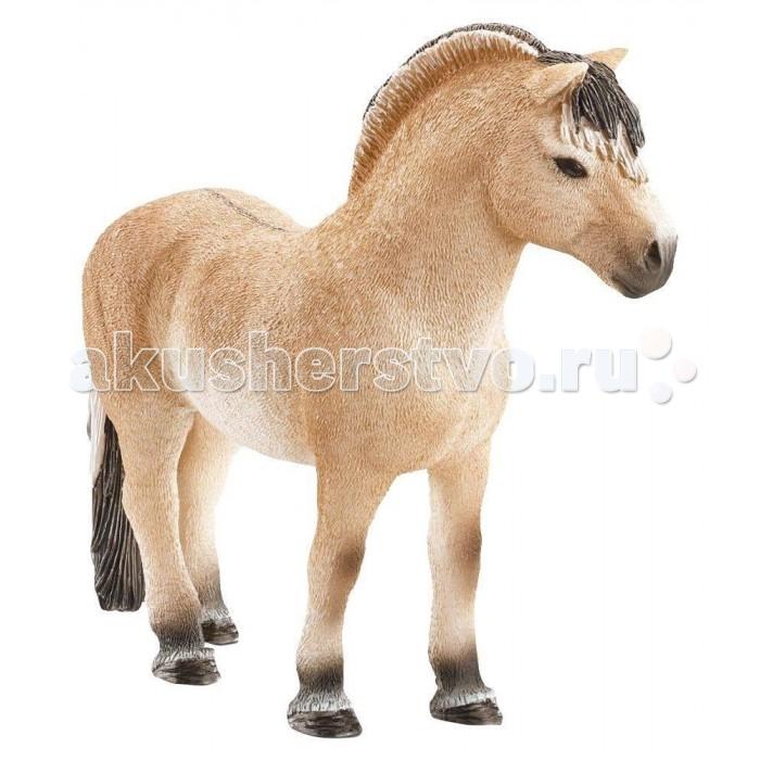 Игровые фигурки Schleich Игровая фигурка Фиордская лошадь кобыла фигурки игрушки schleich фиордская лошадь жеребец