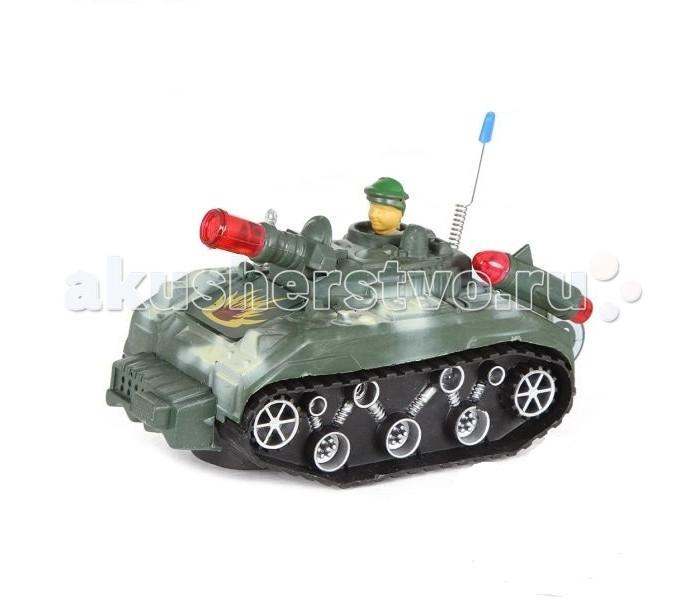 Машины S+S Toys Бронетранспортер свет, звук машинка s s toys k135a 6 1 42