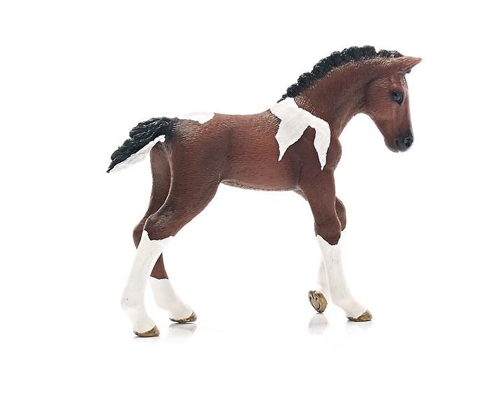 Игровые фигурки Schleich Игровая фигурка Тракененская лошадь жеребенок schleich тракененская лошадь кобыла schleich