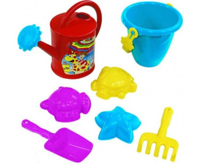 Игрушки для зимы Нордпласт Набор для песка № 15 формочки для песка стеллар