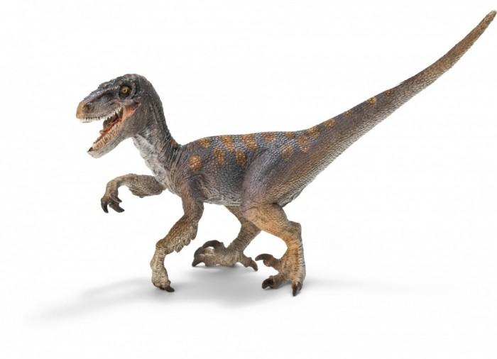 Игровые фигурки Schleich Игровая фигурка Велоцираптор Динозавры фигурки игрушки schleich серия динозавры герреразавр