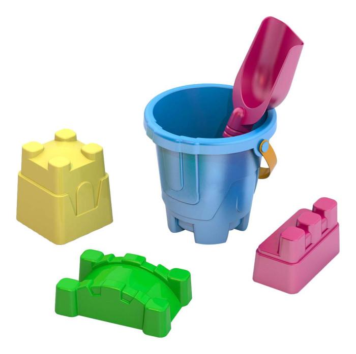 Игрушки в песочницу Нордпласт Набор для песка № 8 нордпласт ведро форма замок нордпласт