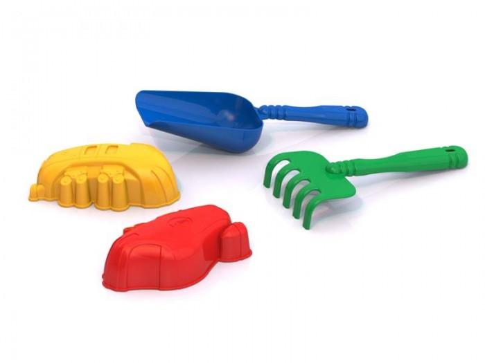 Игрушки для зимы Нордпласт Набор для песочницы № 2 игрушки для зимы полесье набор для песочницы 565