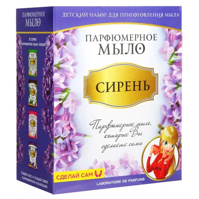 Наборы для творчества Каррас Набор для приготовления парфюмерного мыла Сирень набор для изготовления мыла каррас чудо мыло египет