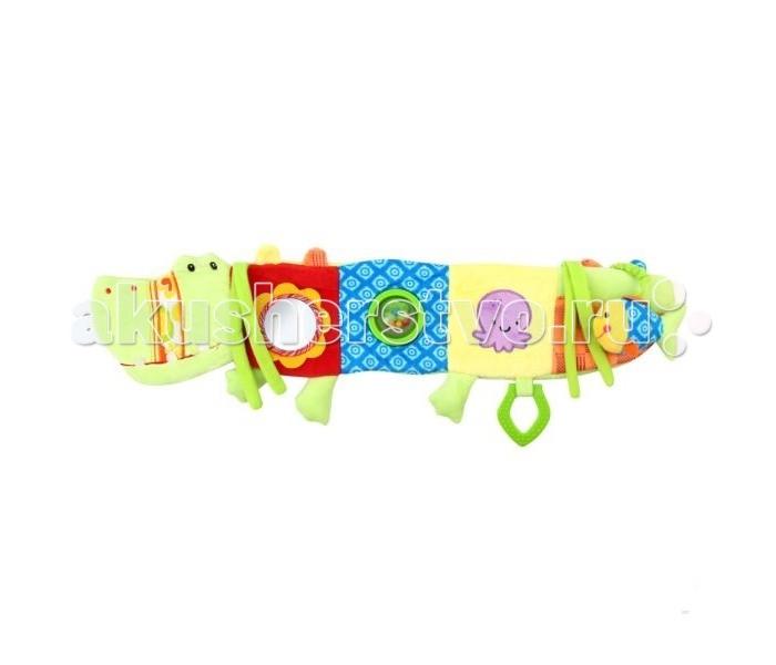 Подвесные игрушки Leader Kids развивающая Крокодил игрушка развивающая boss ks kids голубой ka10536