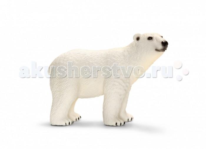 Игровые фигурки Schleich Игровая фигурка Белый медведь игровые фигурки schleich игровая фигурка медведь гризли