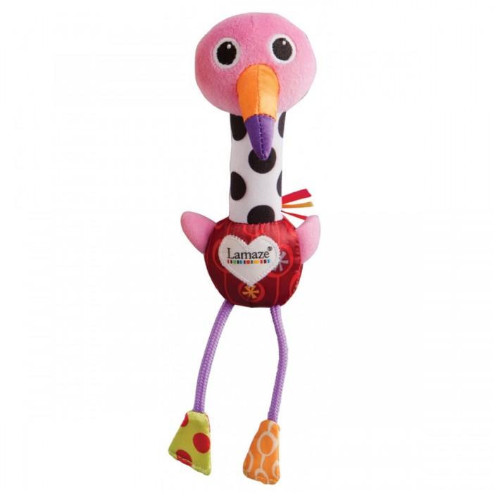 Развивающие игрушки Lamaze Веселый фламинго развивающие игрушки beleduc веселый крокодильчик