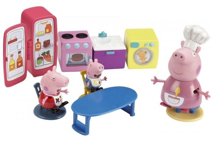 Купить Игровые наборы, Свинка Пеппа (Peppa Pig) Игровой набор Кухня Пеппы 31610