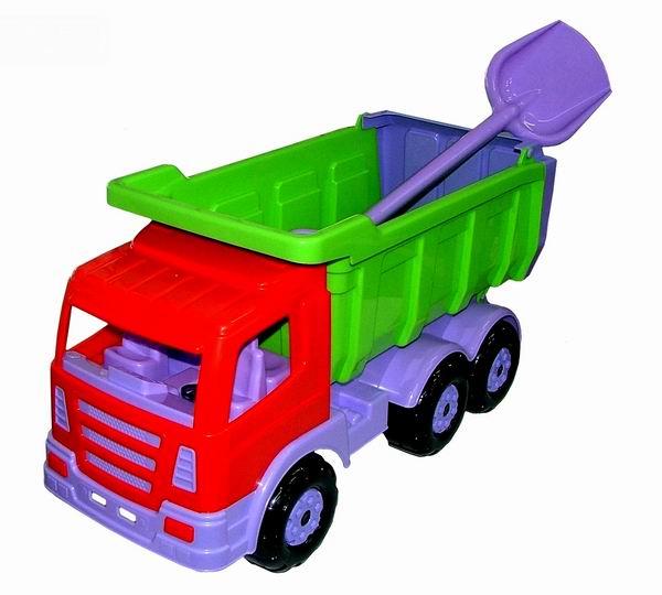 Купить Машины, Wader Автомобиль-самосвал Премиум с лопатой