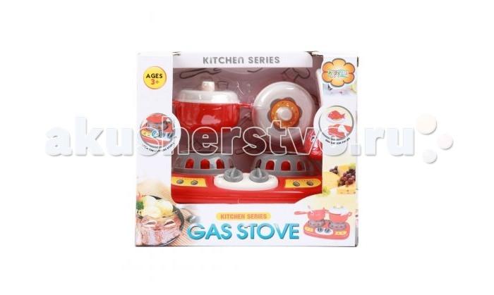 Ролевые игры Игруша Набор газовая плита ролевые игры игруша игровой набор посуда для кукол i 616 6