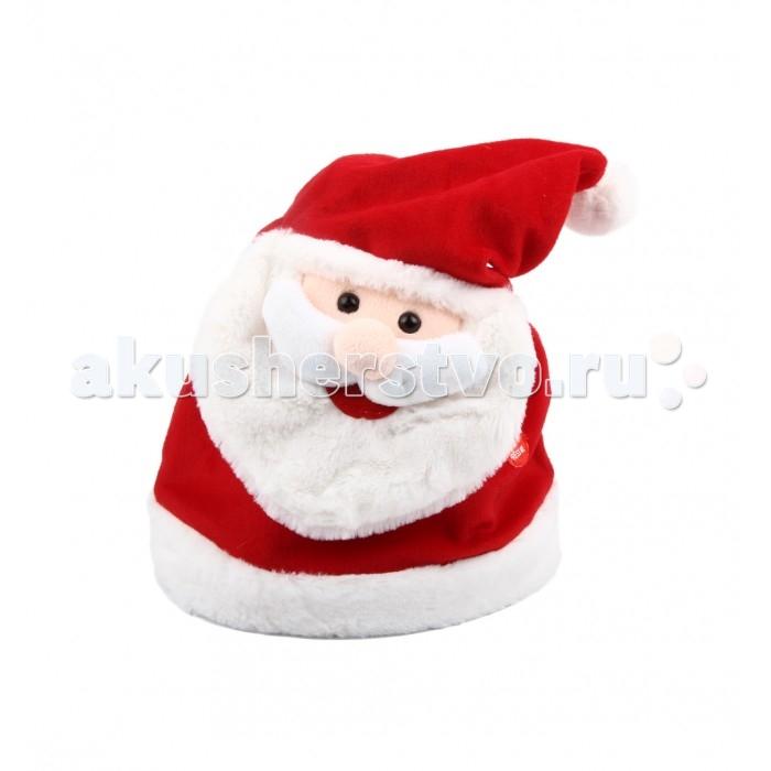 Мягкие игрушки Игруша Дед Мороз на батарейках 37 см и в гурина иванушка царевна и дед мороз