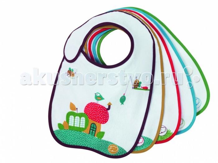 Нагрудник Bebe Confort 5 шт. 310003145 шт. 31000314Пять впитывающих нагрудников,с рисунком,застежка Velcro(сбоку) не путается в волосах ребёнка,проще снимать,изготовлен из мягкого материала -не раздражает кожу ребенка  Внимание! Рисунок на нагруднике может отличаться от представленного на фото!<br>
