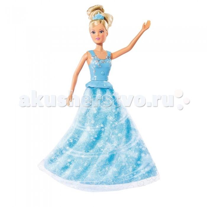 Куклы и одежда для кукол Simba Кукла Штеффи танцующая принцесса 29 см куклы и одежда для кукол simba кукла штеффи детский доктор