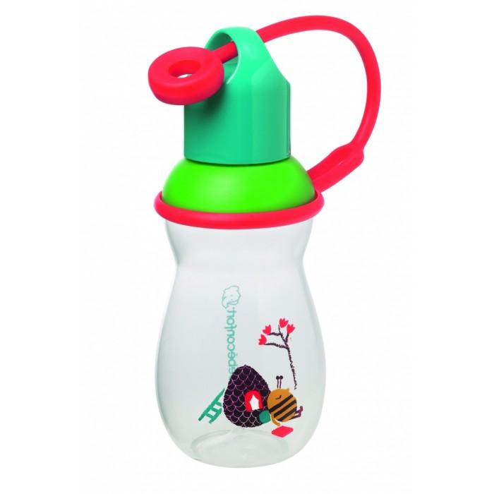 Бутылочки Bebe Confort 12 мес., 350 мл bebe confort бутылочка непроливайка пластиковая 350 мл
