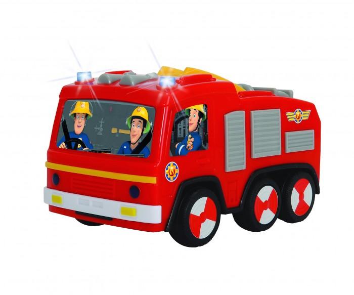 Машины Simba Пожарный Сэм пожарная машина Юпитер 14 см машины simba автобус с движущимися глазами