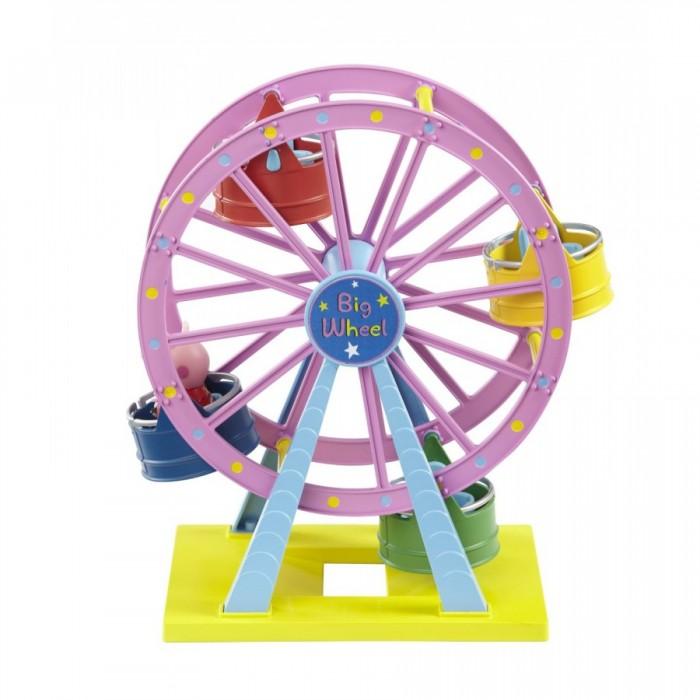 Игровые наборы Свинка Пеппа (Peppa Pig) Игровой набор Колесо обозрения Луна Парк peppa pig игровой набор дом пеппы с садом 31611