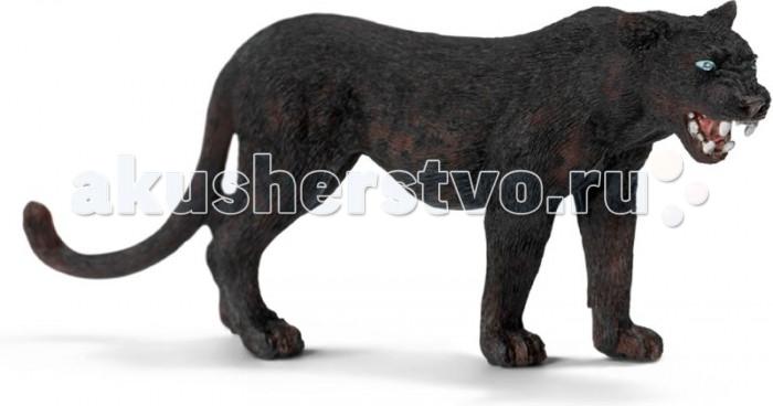 Игровые фигурки Schleich Игровая фигурка Черная пантера  игровые фигурки schleich игровая фигурка черная пантера