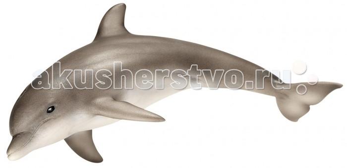 Игровые фигурки Schleich Игровая фигурка Дельфин schleich большой набор заводь с животными