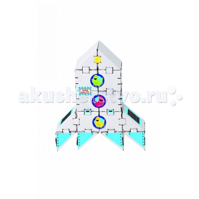 Конструкторы Yohocube Ракета на Марс 30 элементов