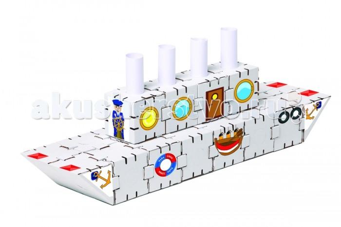 Конструкторы Yohocube Титаник 20 элементов конструкторы yohocube конструктор йохо куб самолет